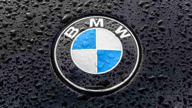 BMW логотип