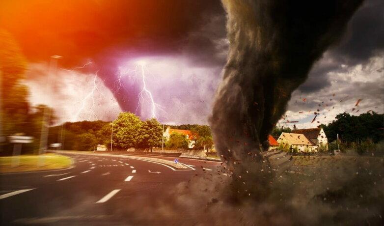 Торнадо, смерч