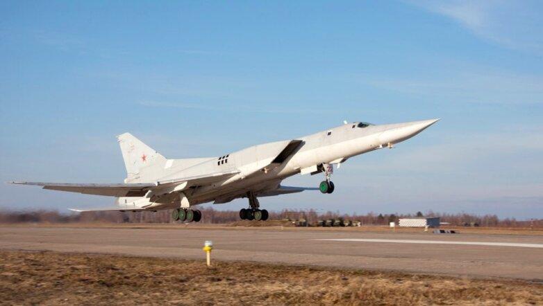 Сверхзвуковой ракетоносец-бомбардировщик Ту-22М3