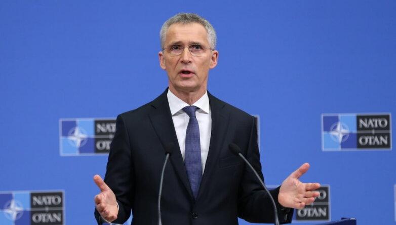 Генсекретарь НАТО Йенс Столтенберг
