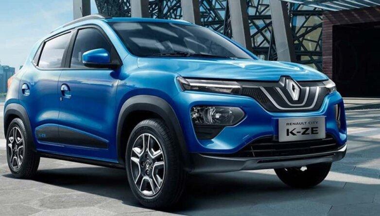 Renault Kwid Z.E.