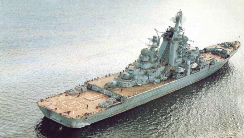 Тяжёлый атомный ракетный крейсер «Адмирал Ушаков»