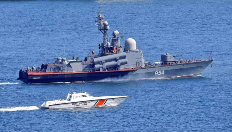 Ракетный катер «Ивановец», корабль, ВМФ, армия, флот