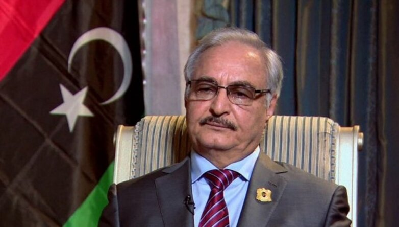 Халиф Хафтар