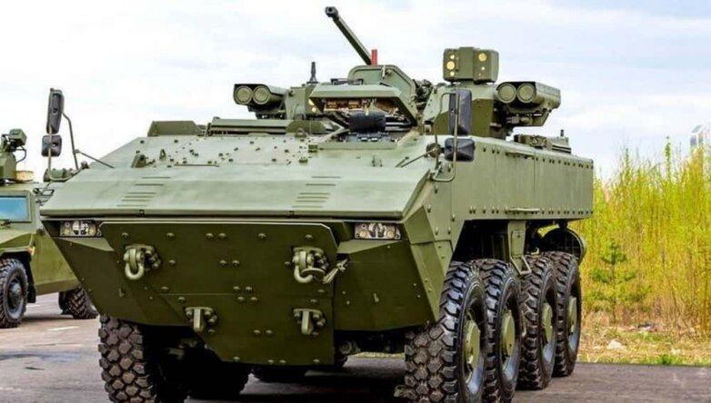БМП К-17 «Бумеранг»