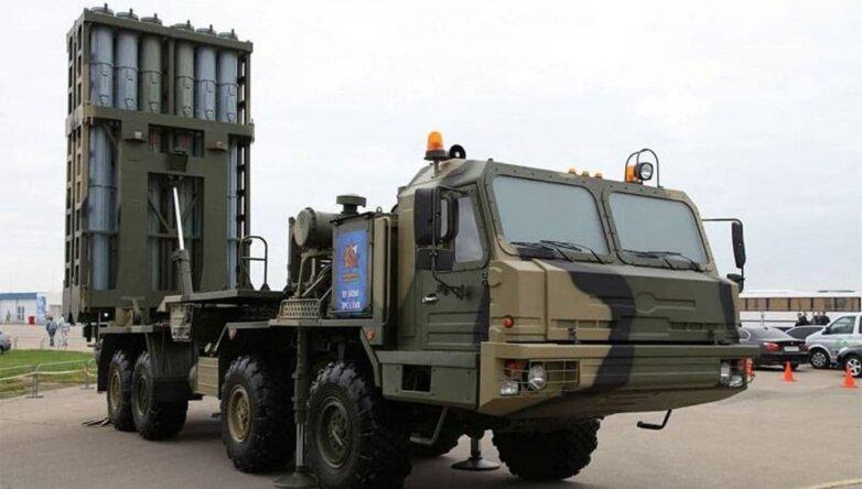 ЗРК С-350 Витязь ПВО армия зенитный ракетный комплекс