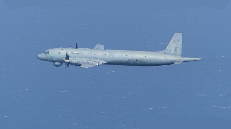 Противолодочный самолет средней дальности Ил-38