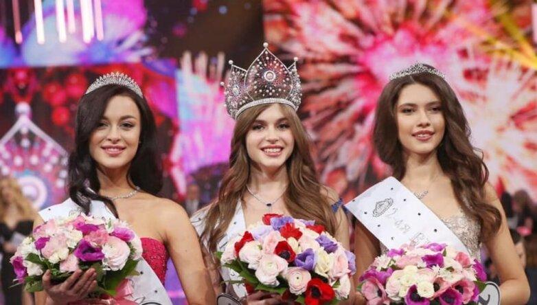Победительницы конкурса «Мисс Россия-2019»
