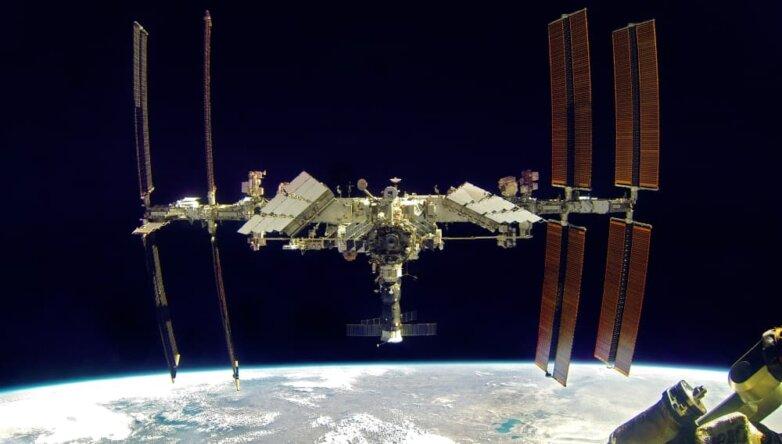 Международная космическая станция МКС космос