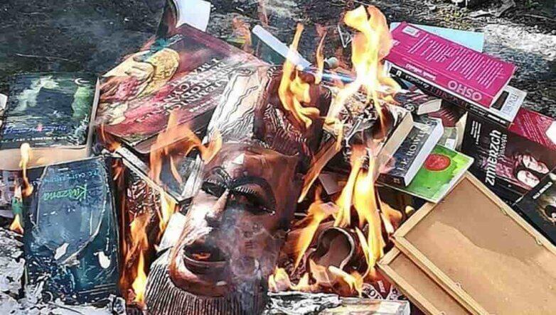 Сожжение книг, Гарри Поттер, Польша, священники