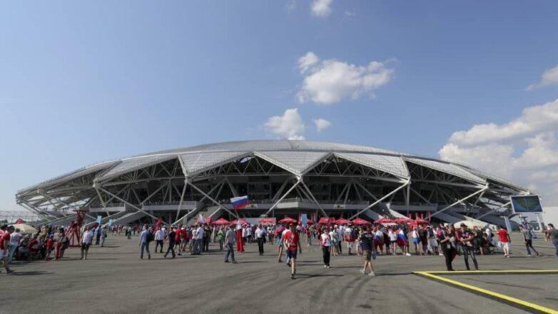 Самарский стадион «Самара Арена»