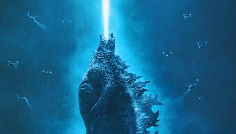 Постер фильма «Годзилла 2: Король монстров»
