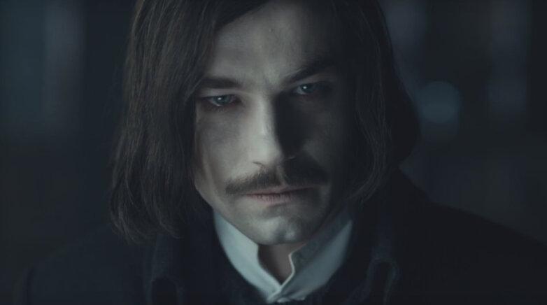 Кадр из киносериала «Гоголь»