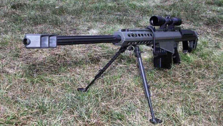 Крупнокалиберная снайперская винтовка «Корд-М»