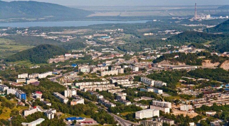 Петропавловск-Камчатский, Камчатский край