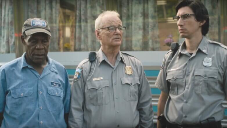 Кадр из фильма «Мертвые не умирают»
