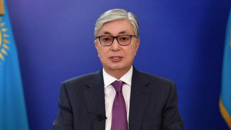 Временный президент Казахстана Касым-Жомарт Токаев