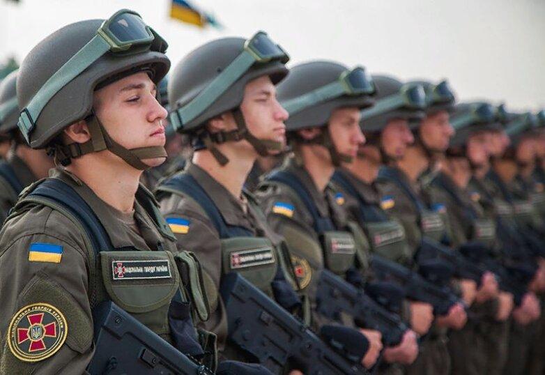 армия Украины, Нацгвардия
