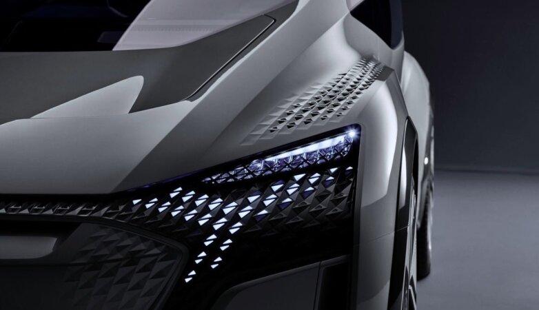 Концепт-кар Audi Al:me