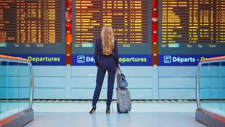 Аэропорт задержка рейса багаж вылет