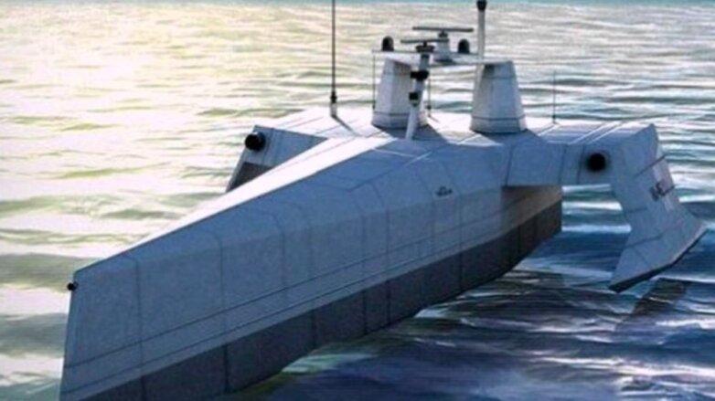 Беспилотный корабль (США)