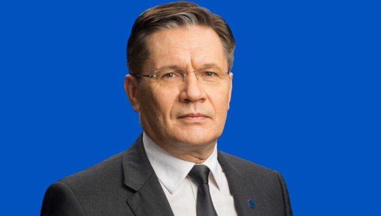 Глава госкорпорации «Росатом» Алексей Лихачёв
