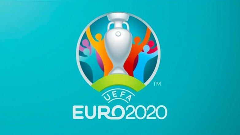 логотип Euro 2020
