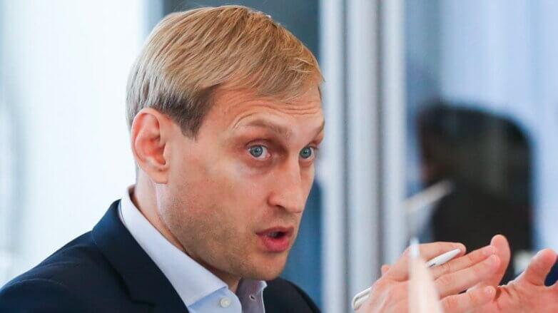 Глава администрации города Евпатории Республики Крым Андрей Филонов