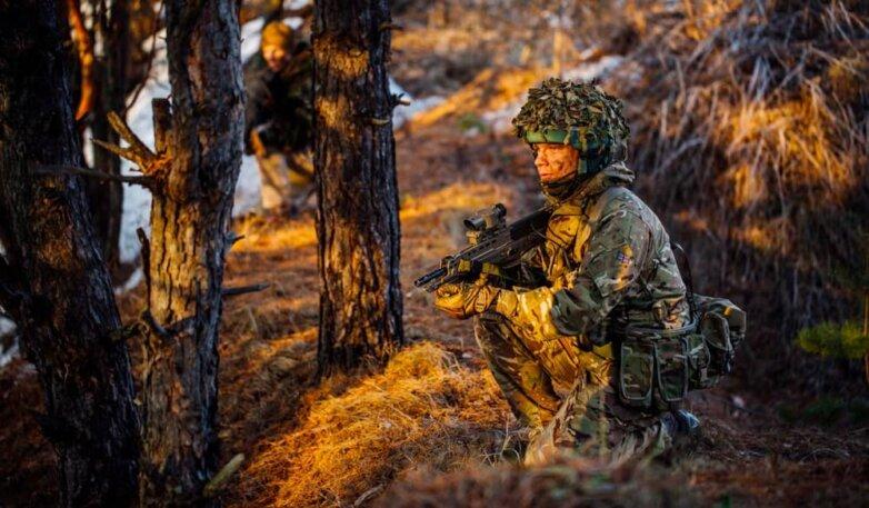 SAS британский спецназ