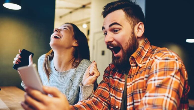 Радость, онлайн-лотерея
