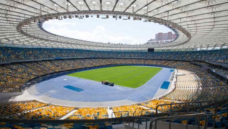 Киевский стадион «Олимпийский»