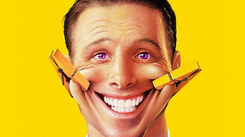 Смех улыбка