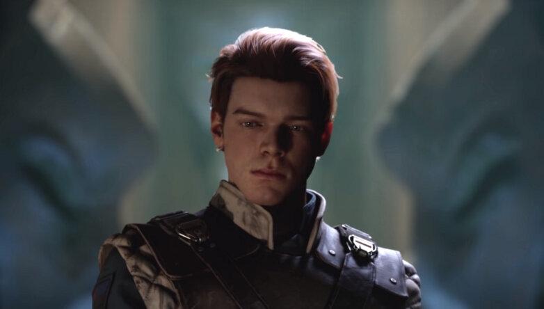 Главный герой игры «Star Wars Jedi: Fallen Order»