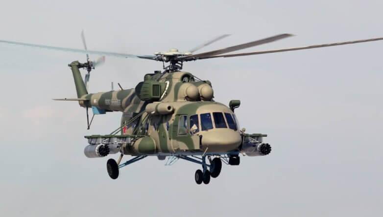 Ми-8АМТШ-ВН