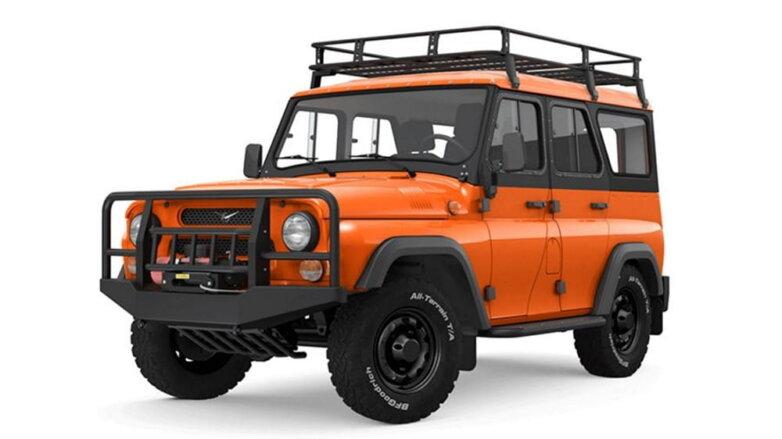 УАЗ 2924 «Хантер», модификация «Экспедиция»