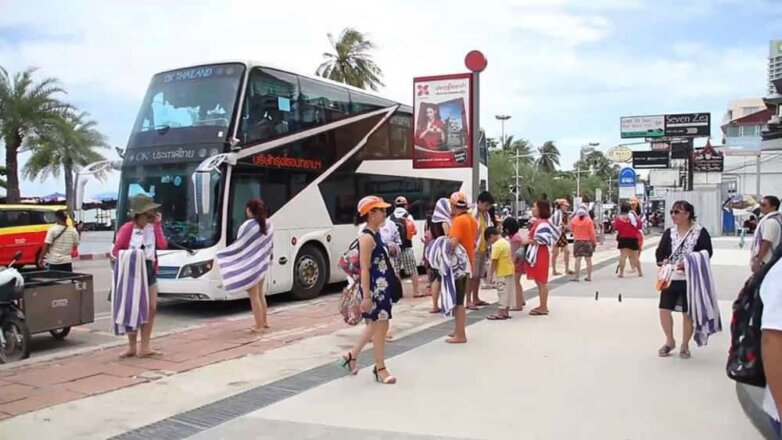 Туризм Паттайя Таиланд