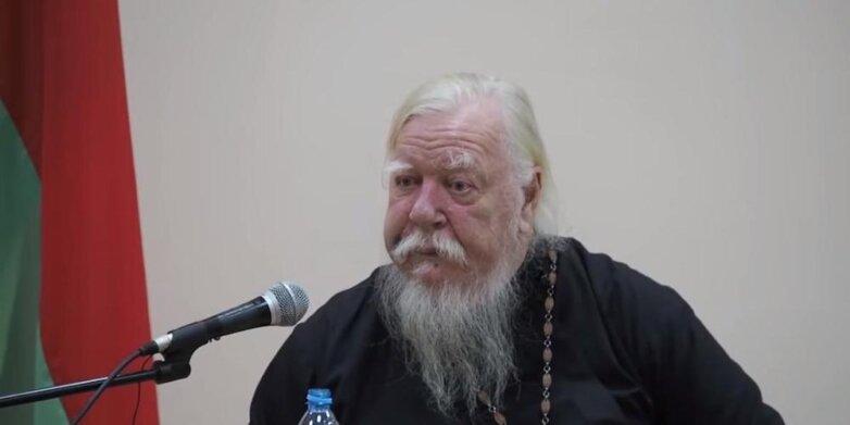 Глава комиссии РПЦ по вопросам семьи, защиты материнства и детства протоиерей Димитрий Смирнов