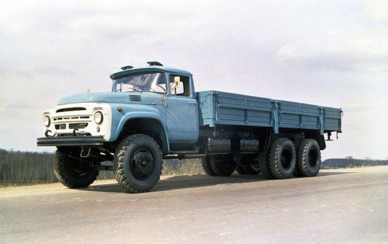Грузовик ГАЗ-133ГЮ