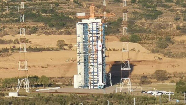 Rocket Long March-4C