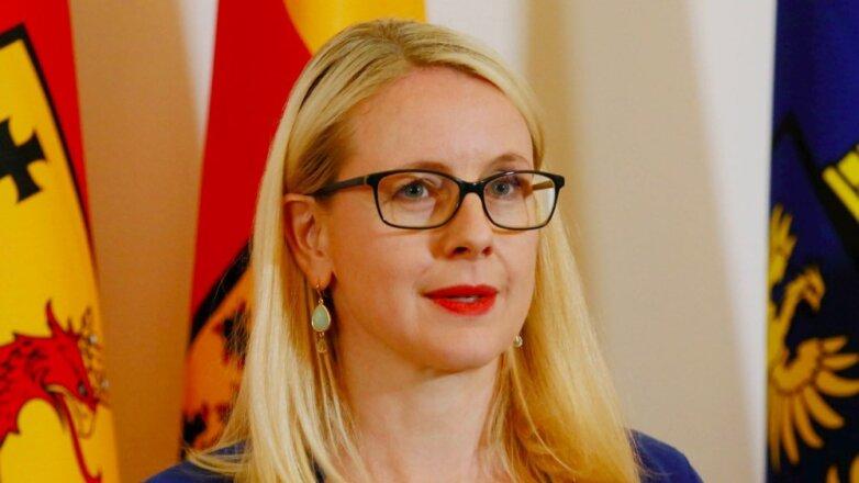 Маргарет Шрамбок, министр экономики Австрии