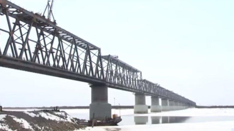 Мост между ЕАО и Китаем
