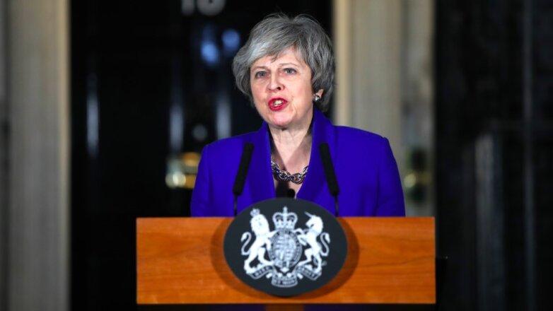 Тереза Мэй, британский политик