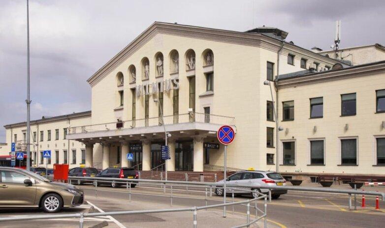 Международный аэропорт, Вильнюс