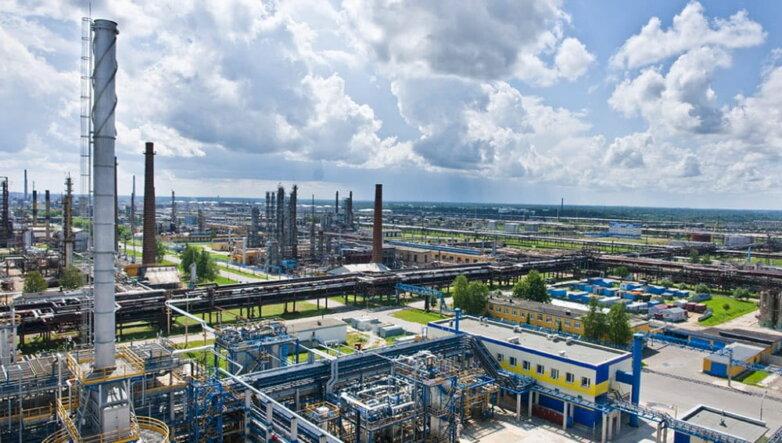 Белнефтехим, НПЗ, нефтеперерабатывающий завод
