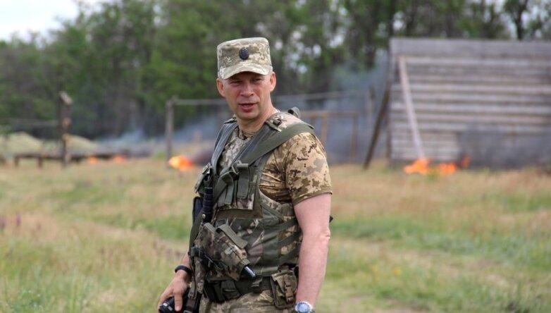 Генерал Александр Сырский