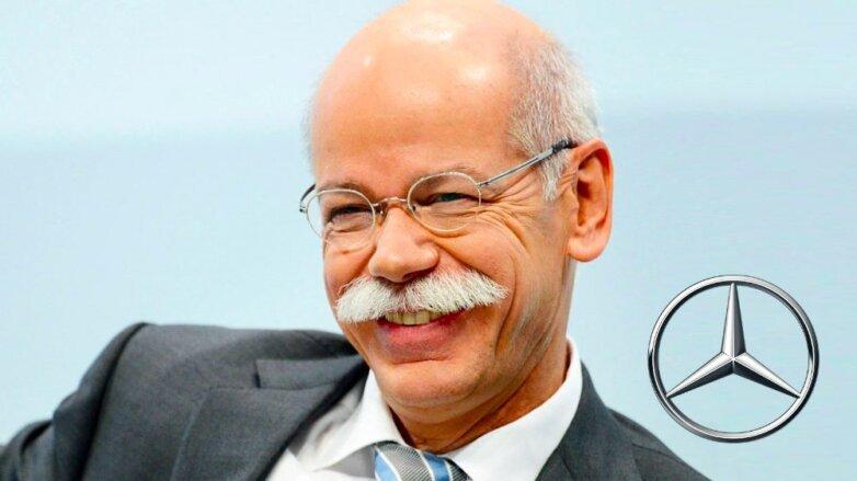 Дитер Цетше, бывший глава Mercedes