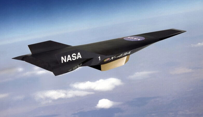 Проект гиперзвукового оружия NASA
