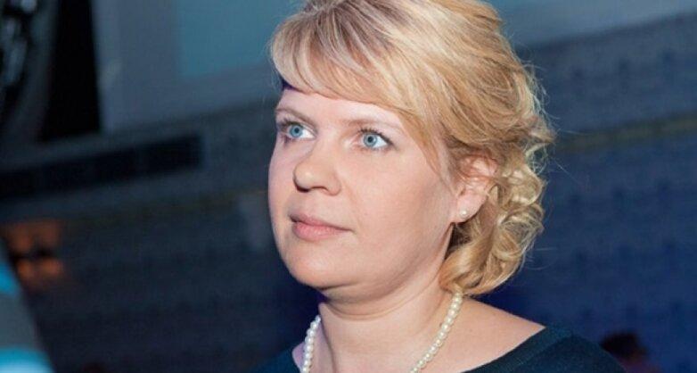 Ирина Победоносцева, пресс-секретарь президента Украины Владимира Зеленского