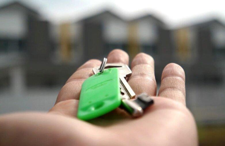 ипотека, ключи, новая квартира
