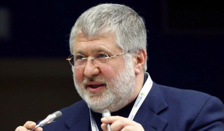 Игорь Коломойский, украинский бизнесмен и политик